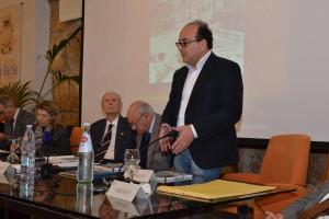 DSC_0035 L'assessore all'Urbanistica Andrea Milazzo