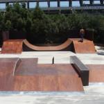 skate park funzionante