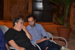 Rosanna Zaffuto Rovello e Luigi Garbato