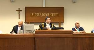 il presidente della Corte d'Assise
