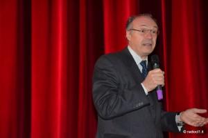 Il prof. Antonio Castello