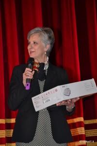 La preside dell'Istituto Manzoni - Juvara Giuseppina Mannino