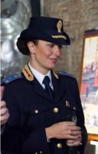 Comm.Capo d.ssa Laura Romano