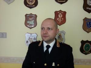 Comm.Capo dr Vincenzo Perta