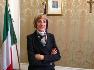 Il Prefetto Maria Teresa Cucinotta