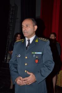Il capitano della GdF Sebastiano Rapisarda