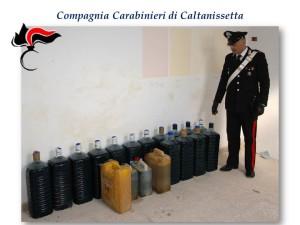 20150202 - Comunicato stampa Compagnia CC Caltanissetta