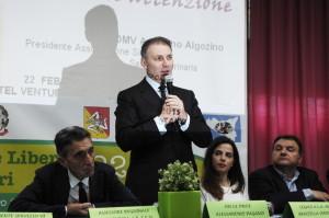 Assessore Nino Caleca On Alessandro Pagano