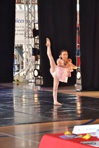 Benedetta D'Aleo nella coreografia  La siminsina (6)