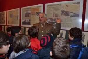 I bambini della 4ª e 5ª classe dell'Istituto Comprensivo  Antonino Caponnetto (3)