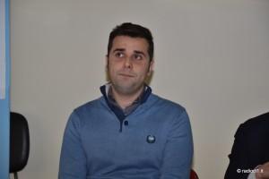 Il presidente Rotaract di Caltanissetta M° Mirko Gangi