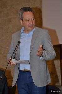 Il sindaco Giovanni Ruvolo