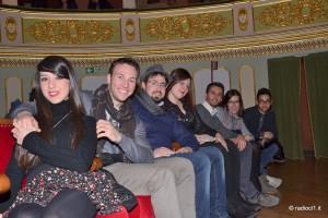 Ileana, Corrado Sillitti, Giacomo D'Agostini, Ileana 2, Fabio, Marianna Sillitti e Luca