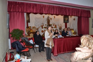 La prof.ssa Francesca Fiandaca direttrice del Museo Diocesano (2)