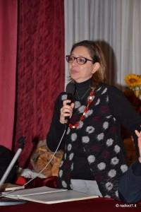 Marina Castiglione, docente di Linguistica