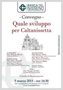 Quale sviluppo per Caltanissetta