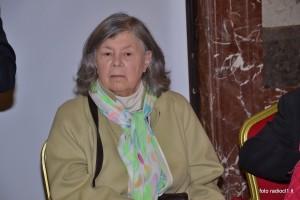 Gabriella Morici figlia del pittore Gino Morici