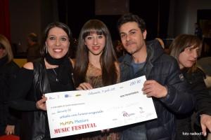Giovanna Mulè, Vittoria Sardo e Giuseppe Dell'Utri