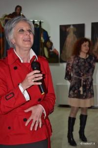 La preside degli IISS Manzoni Juvara Giuseppina Mannino