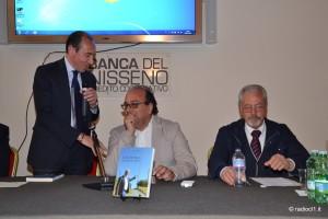 L'intervento del presidente della Banca del Nisseno Giuseppe Di Forti (1)