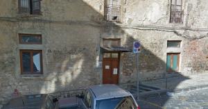 Gli uffici dei Servizi sociali in via Tumminelli