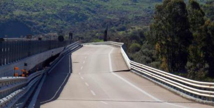 Viadotto Himera oggi (radiocl1.it)