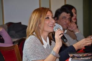 L'insegnante di canto Mariangela Rizza