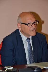 Il dr Lorenzo Guzzardi Soprintendente ai BB.CC.AA. di Caltanissetta