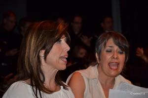 Antonella Mannino e Marcella Ginevra