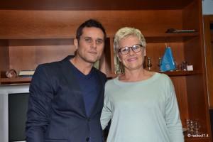 Attilio e Maria Grazia Fontana