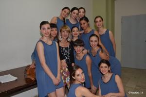 Corpo di ballo della Scuola Tersicore
