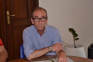 Emanuele Gruttadauria della Caltanissetta Corse