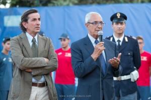 Da sinistra, Giorgio Giordano e Michele Trobia