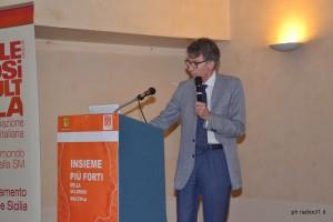 Il prof. Francesco Patti Policlinico V.E. di Catania (2)