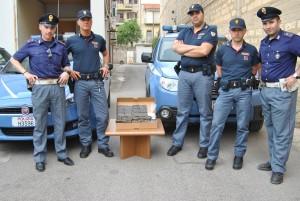 Stupefacente arresto Ramzi - Incorvaia x 2 (4)