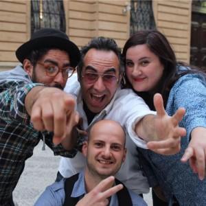 foto organizzatori