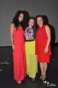 Dominique Cavallaro, Valentina Cutaia e Stefania Maisano (1)