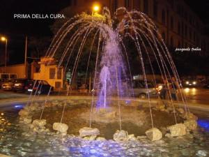Fontana di viale R.Margherita, settembre 2012