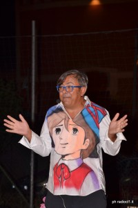 Il comico Carlo Caneba (2)