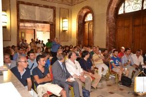 Incontro con gli espositori presso la sede della Banca del Nisseno (4)