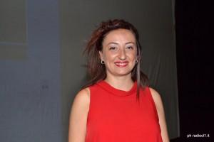 La maestra di Spazio Danza Stefania Maisano
