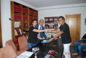 Premiazione di Calogero Cimino