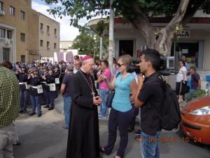 Settembre 2012 inaugurazione statua Giovanni Paolo II (4)