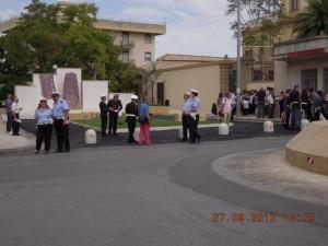 Settembre 2012 inaugurazione statua Giovanni Paolo II (5)