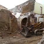 Demolizioni realizzate dall'impresa_Quartiere Provvidenza_2