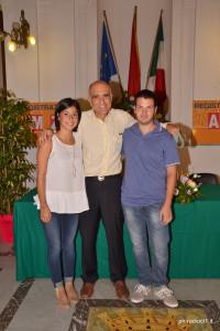 Federica Anzalone, il dr Lombardo e Carmelo Carrubba (2)