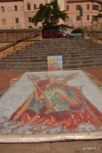 Il mosaico realizzato dagli studenti del Liceo Artistico Rosario Assunto (2)