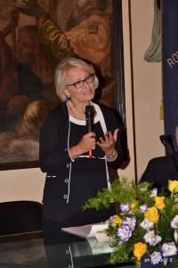 La presidente del Rotary Club avv. Marilia Turco (1)