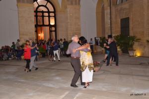 Milonga organizzata nell'atrio del Palazzo Municipale (16)