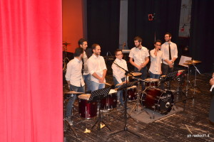 I batteristi del maestro Donato Emma